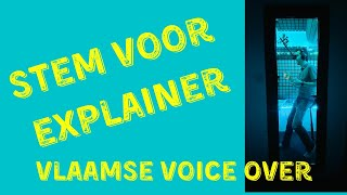 Male Flemish Belgian Dutch | België | Explainer | Demo Serge De Marre Voice Over Talent Stemacteur