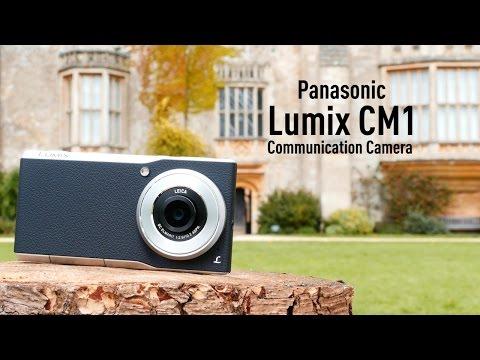 Panasonic Lumix CM1 Communication Camera