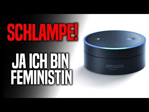 """Ja, ich bin Feministin"" - Amazon Alexa wird feministisch"