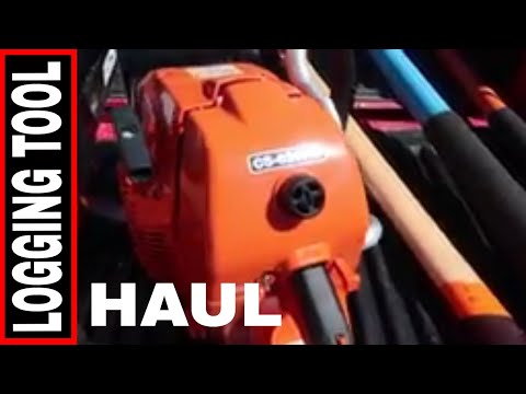 ESSENTIAL FORESTRY TOOLS & GEAR FOR LOGGING & FIREWOOD HARVESTING
