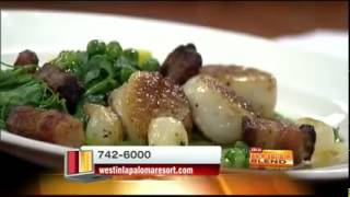 Executive Chef Russell Michel on The Morning Blend Thumbnail