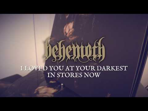 BEHEMOTH - ILYAYD Vinyl Unwrapping (OFFICIAL TRAILER)