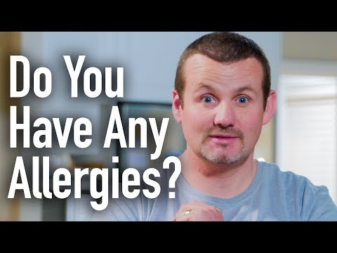 Get To Know Your Neighbours – Do You Have Any Allergies?