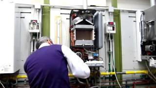 видео Настенные газовые котлы CIAO