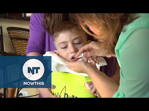 Cannabis Oil Treatments Are Helping Children With Seizures | NowThis