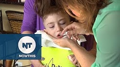 Cannabis Oil Treatments Are Helping Children With Seizures   NowThis