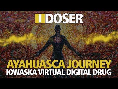 iDOSER FREE BINAURAL BRAIN DOSE: AYAHUASCA SPIRITUAL JOURNEY ✔️