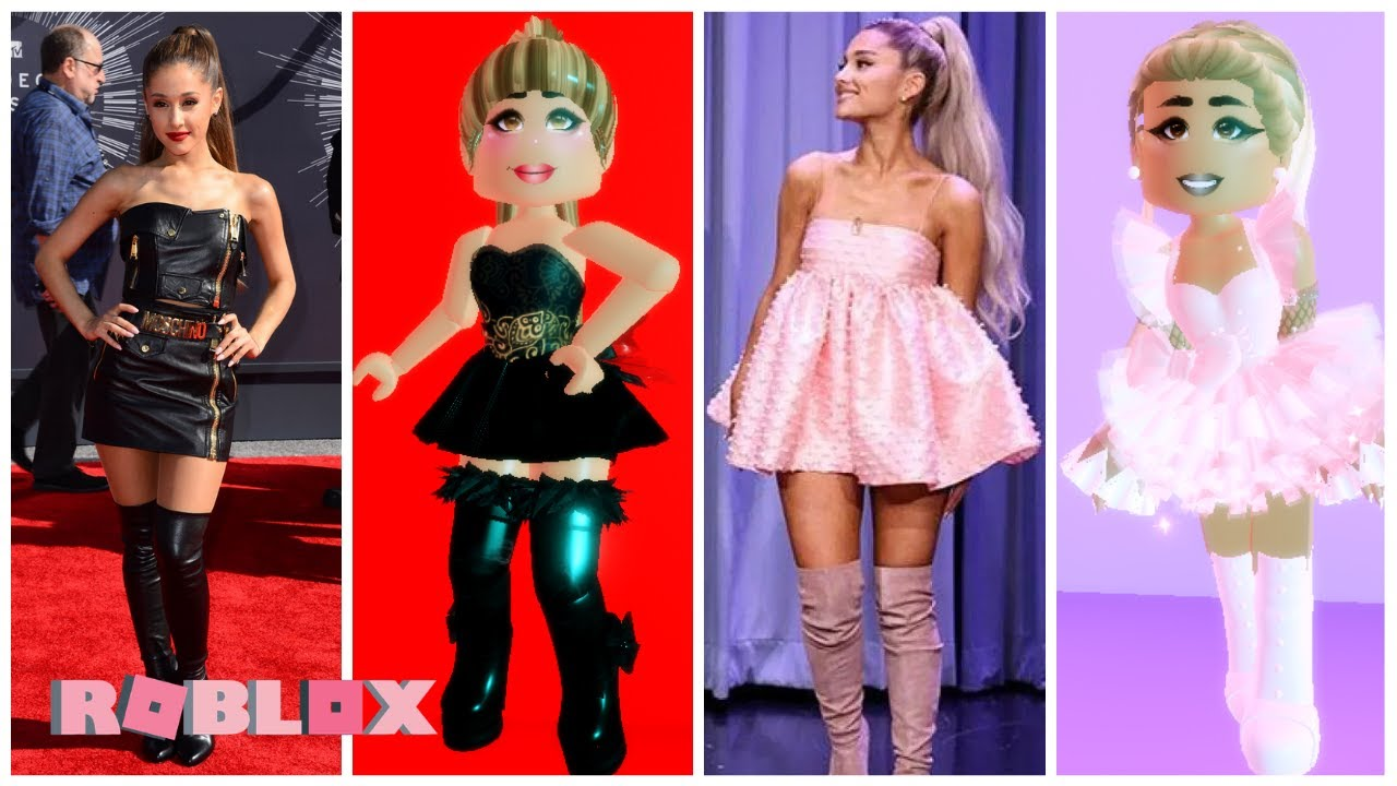 How To Look Like Ariana Grande In Royale High Royale High