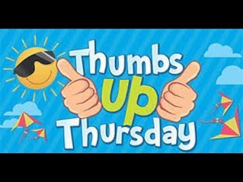 Thumbs Up Thursdays #20 (The Crazy Friend!)