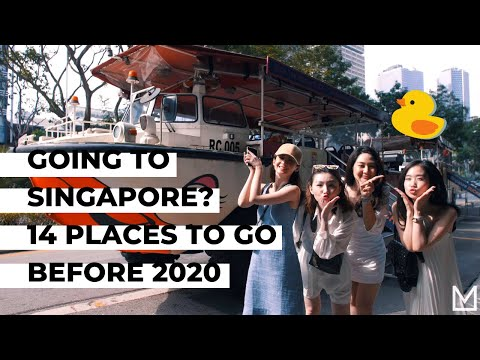 Top 14 Must Visit Places In Singapore – City Hall Edition 2019