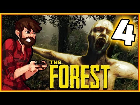 ISLAND MIGRATION | The Forest FULL RELEASE 1.0 Gameplay Let's Play #4
