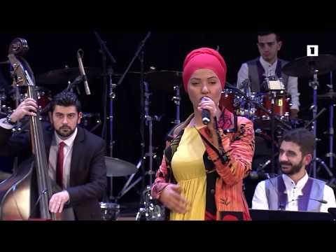 On The Sunny Side of The Street - Ilona Sagieva and Armenian Radio and TV Big Band