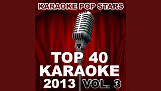Just Keep Breathing (In the Style of We the Kings) (Karaoke Version)