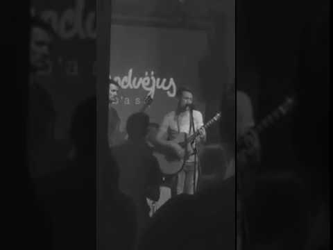 Live concert Michael Frishman Brodvėjus