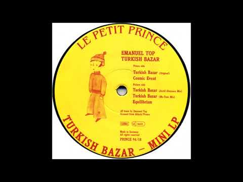 Emmanuel Top - Turkish Bazar (Mo-Tune Mix)