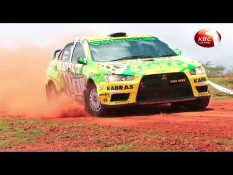 Phineas Kimathi lauds gov't as Kenya push for return of Safari Rally