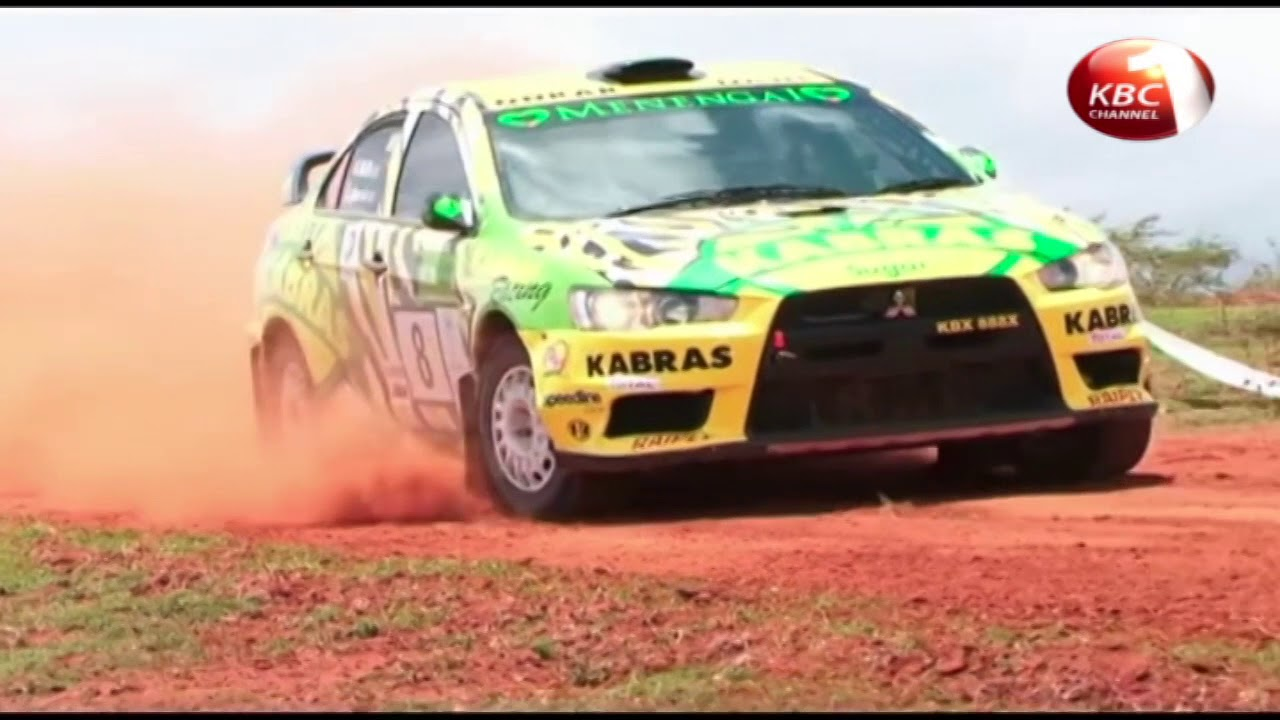 Phineas Kimathi lauds gov't as Kenya push for return of Safari Rally