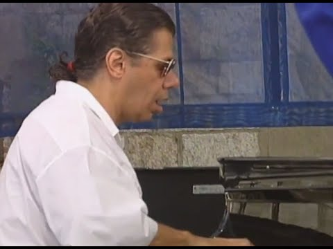 Chick Corea & Friends - Dusk in Sandi - 8/16/1996 - Newport Jazz Festival (Official)