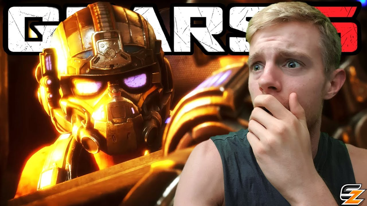 GEARS 5 Campaign Gameplay - All Characters Deaths in Gears 5 Campaign Walkthrough REACTION! thumbnail
