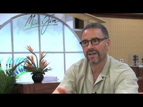 Giles Marks, Director, Duty Free Sales, Maui JIm Sunglasses.  2 mins 15 secs