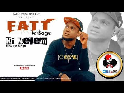 FAT LA - Ki melem (Official Audio) by SAJES NET ALE RAP KREYOL