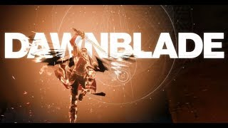 Destiny 2 Warlock Dawnblade Skilltree+Abilities: Daybreak, Rift, Grenades, Glide, Perk Sets Gameplay
