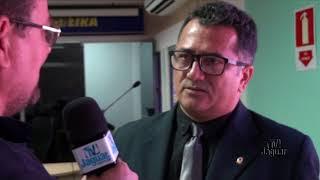 Vereador Haroldo Torquato solicita unidade móvel odontológica ao deputado federal Genecias Noronha