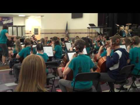 Music in the parks 2017- Hillside Middle School