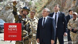 Ўзбекистон, Тошкент: Президент Мирзиёев ўз кучини кўрсатиб қўймоқчими?