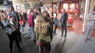 Girl Meets World - Girl Meets Gravity - Season 2 Taping 11/11/14