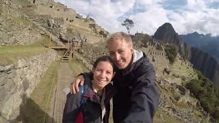 Backpacking in South America - Peru & Bolivien 2016 (GoPro Hero 4)