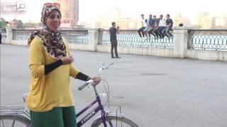 بالفيديو| عجلة بينك.. تحول حلم البنات لحقيقة
