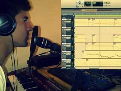 solo por amor - SAMO (cover Nico Bustamante) Proo tools SE streaming vf