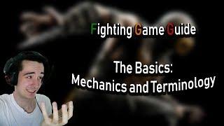 Fighting Game Guide - The Basics: Mechanics and Terminologies