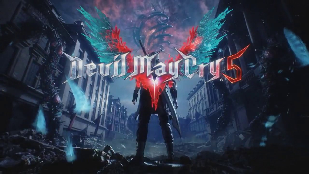 Devil May Cry 5 Wallpaper Engine Youtube
