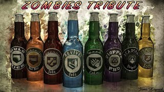 EVERY TREYARCH ZOMBIES EASTER EGG IN ONE VIDEO! BLACK OPS TRILOGY TRIBUTE W EVERY ACHIEVEMENT!