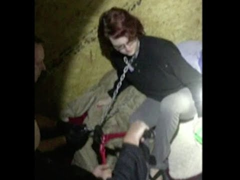 Video shows rescue of rape victim Kala Brown from alleged South Carolina serial killer