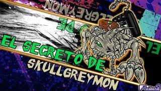 Misterios y Enigmas de Digimon N°12: El secreto de SkullGreymon