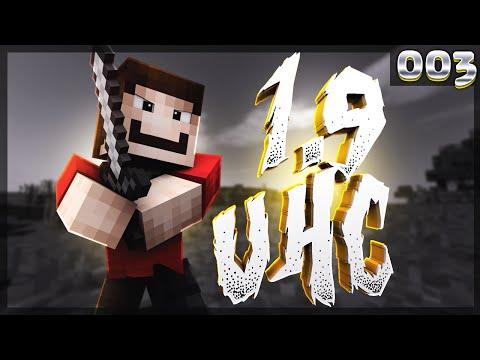 Minecraft: 1.9 UHC! - E3 - DONT FALL!!