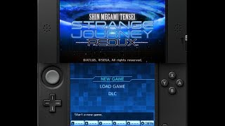 Shin Megami Tensei: Strange Journey Redux - 120 Minute Playthrough [3DS]