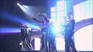 Big Bang - GD & T O P - High High [Alive Galaxy Tour 2012]