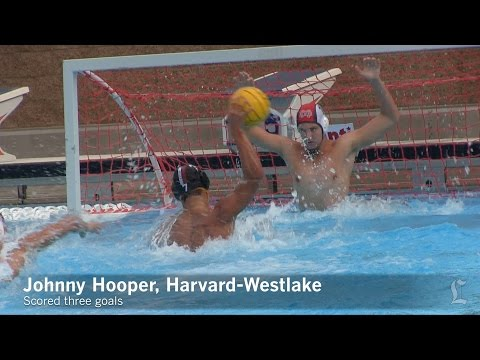 No. 1 Harvard-Westlake defeats No. 2 Mater Dei in water polo