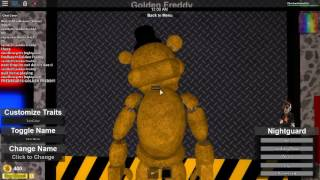 Working on Freddy Fazbear Pizza (Roblox) -ChristianGamer1023