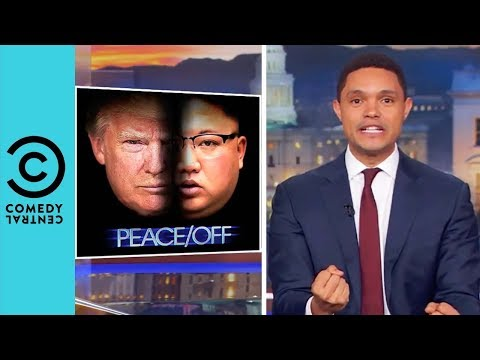 Is Trump Going To Win The Nobel Peace Prize? | The Daily Show With Trevor Noah