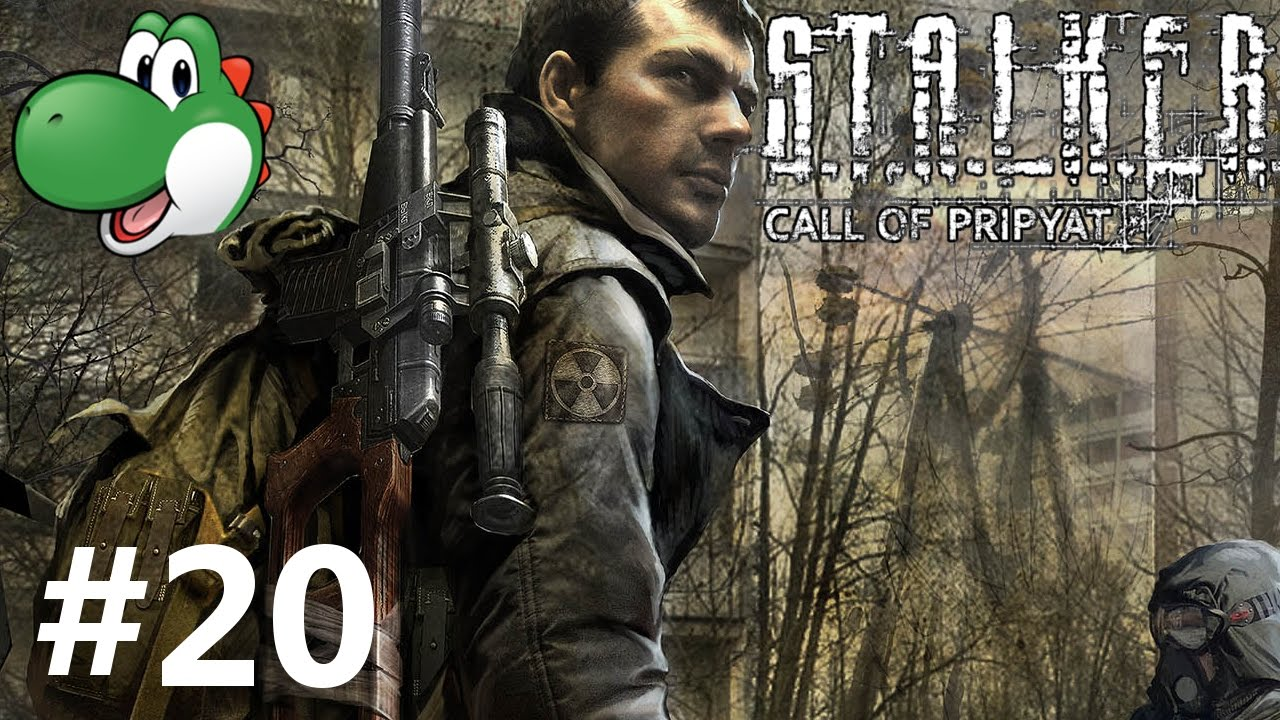 Let's Play STALKER Call of Pripyat (part 1 - Into The Zone ...