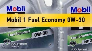 моторное масло mobil 1 0w 30 fuel economy