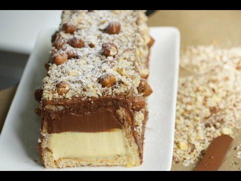 bûche-de-noël-chocolat-vanille-comme-un-chef-!-(christmas-log)