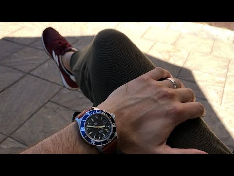 Glycine Combat Sub 0094 - Best value Swiss Diver?