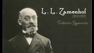 Zamenhof – albumo 'Esperanto' – Song in Esperanto with subtitles