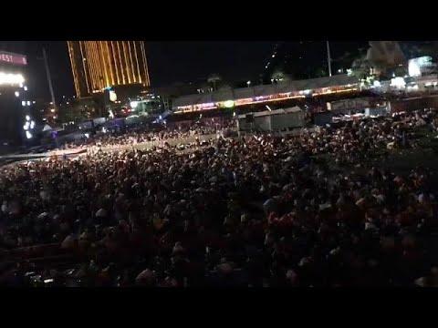 Las Vegas : de la joie à l'horreur